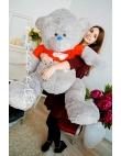 """Плюшевый медведь """"Тедди"""" 140 см"""
