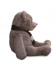 """Плюшевый медведь """"Топтыжка"""" 250 см серый"""