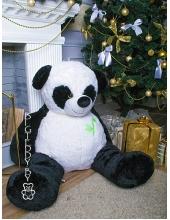 """Плюшевый медведь """"Панда"""" 150 см"""