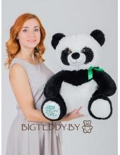 """Плюшевый медведь """"Панда"""" 85 см"""